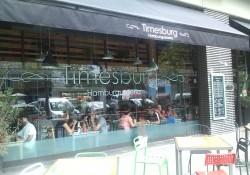 Hamburguesería de moda en Barcelona: Timesburg