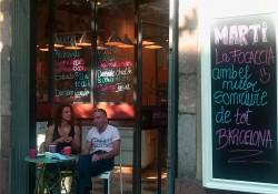Cafetería Marti: desayuno y café de calidad