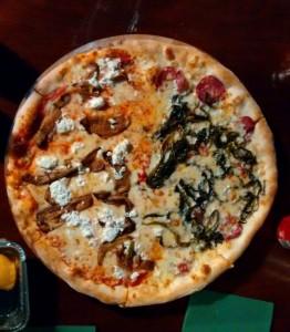 les dues sicilies - pizza