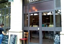 Bar Tarambana en el Ensanche de Barcelona