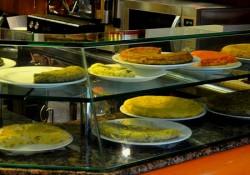 Tortillas de todos los sabores en Les Truites