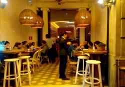 El Lateral: restaurante de pinchos en el Eixample