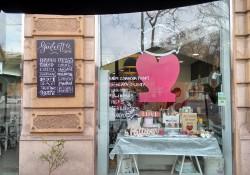 Giulietta cafe: brunch y meriendas en el Eixample