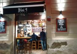 Blai 9: tapas y pinchos en Poblesec, Barcelona