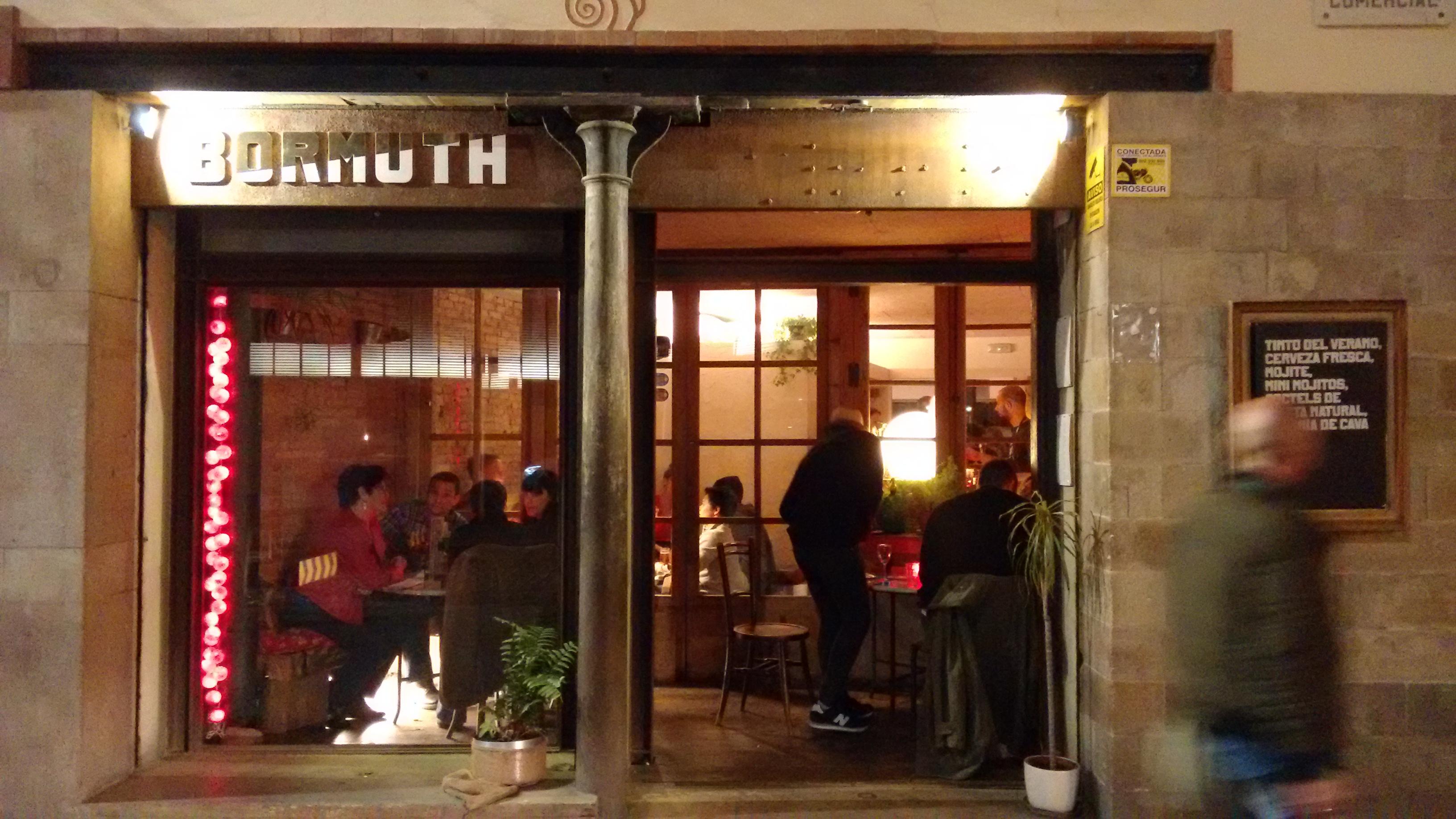Vermut en Barcelona: Bormuth