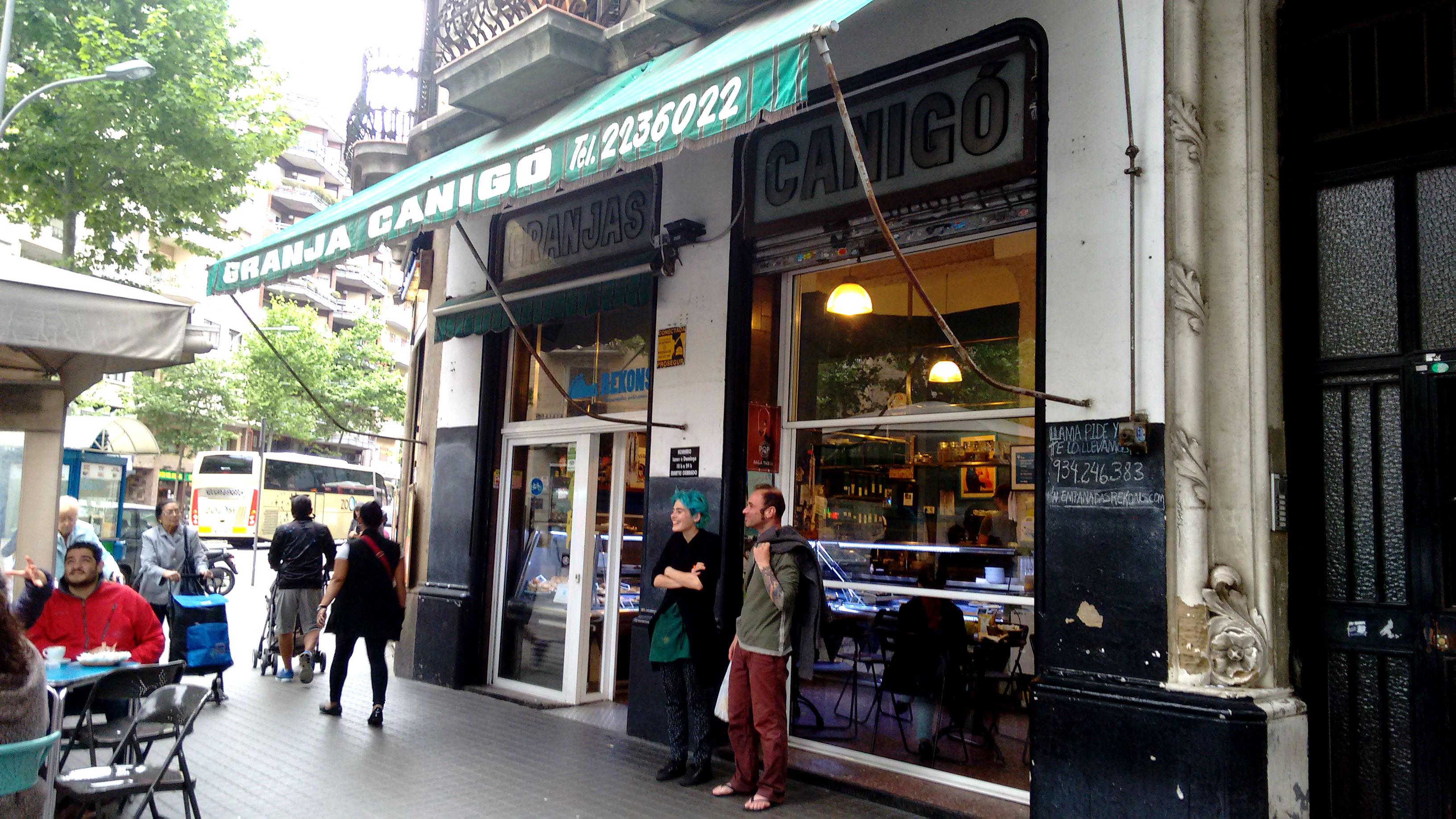 Restaurante de empanadas argentinas Rekons (Granja Canigo)