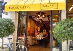 Baluard: pan hecho a mano en Barcelona