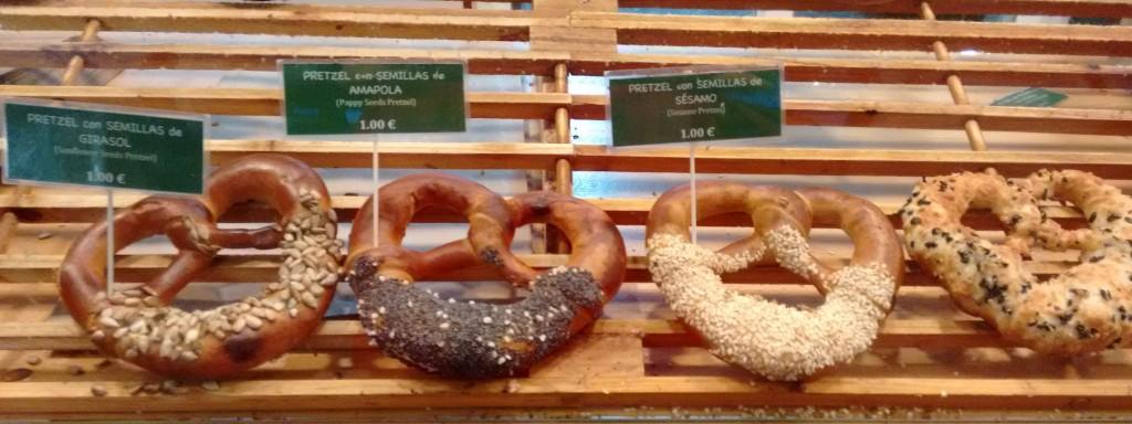 Pretiola - pretzels