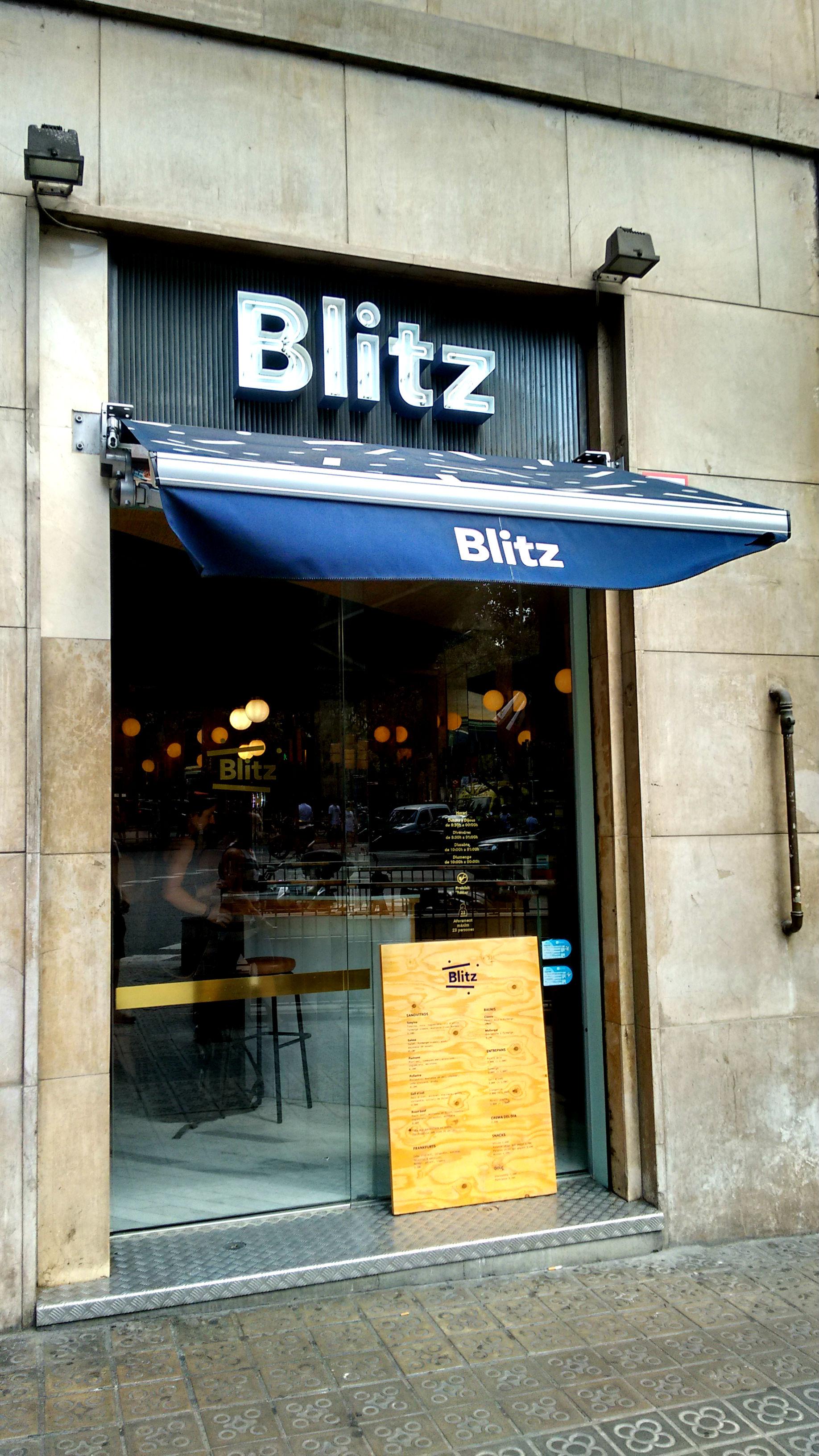 Blitz sandwichería