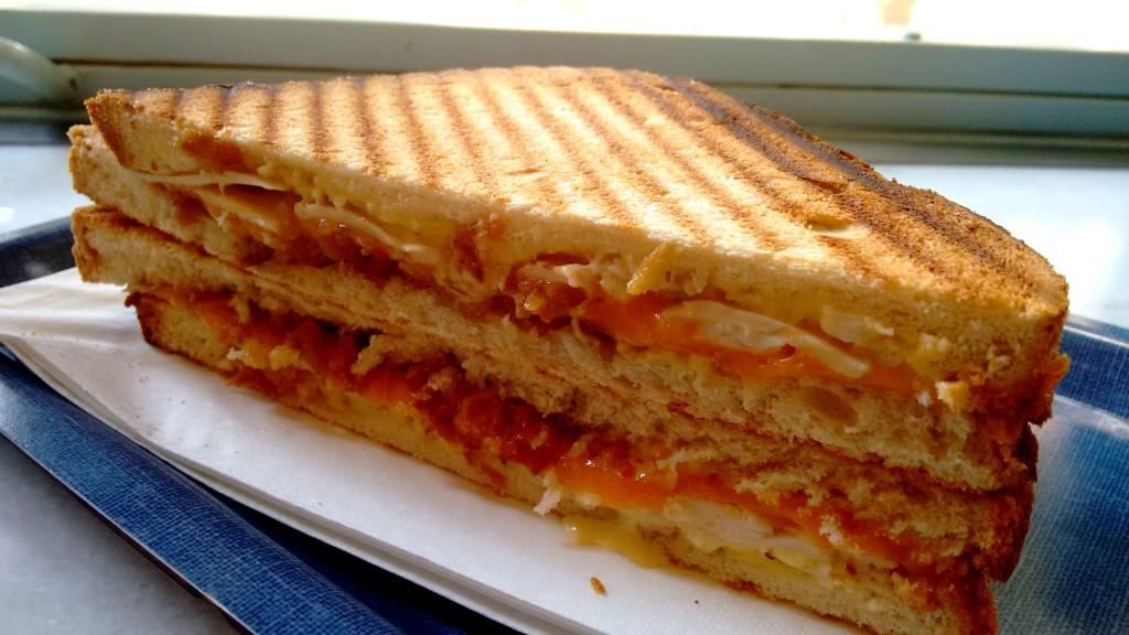 Blitz - sandwich